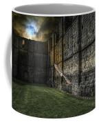 The Eclipse And The Barn Owl Coffee Mug