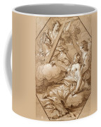 The Ecstasy Of St Mary Magdalene Coffee Mug