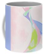 The Edge Of Her Kimono Coffee Mug