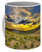The Edge Of Life Coffee Mug