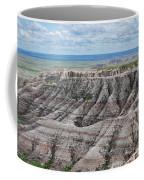 The Edge Of Panoramic Point Coffee Mug