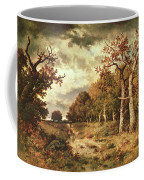 The Edge Of The Forest Coffee Mug