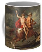 The Education Of Achilles Coffee Mug