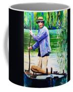 The Eel Catcher Coffee Mug