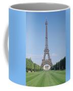 The Eiffel Tower Coffee Mug by French School