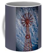 The Eiffel Tower Of Brooklyn Coffee Mug
