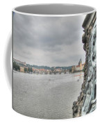 the embankment Praha Coffee Mug
