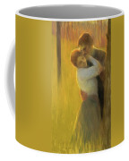 The Embrace Coffee Mug