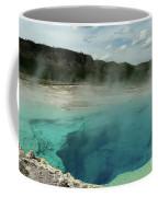 The Emerald Pool Colors Coffee Mug