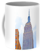 The Empire State Building 2 Coffee Mug