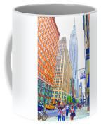 The Empire State Building 3 Coffee Mug