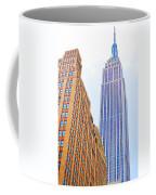 The Empire State Building 4 Coffee Mug