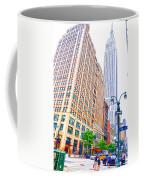 The Empire State Building 6 Coffee Mug