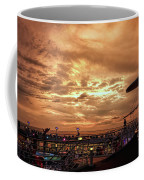 The End Of A Beautiful Day Coffee Mug