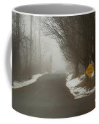 The End Of Winter Coffee Mug