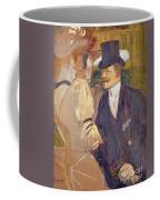 The Englishman  Coffee Mug