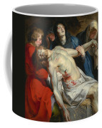 The Entombment Coffee Mug