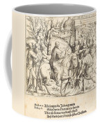 The Entry Into Jerusalem Coffee Mug