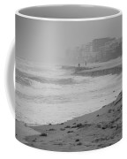 The Eroded Coast Coffee Mug