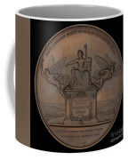 The Establishment Of The French Railway System: The Law Of 11 June 1842 [reverse] Coffee Mug