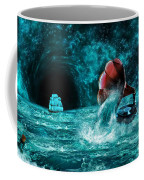 The Eternal Ballad Of The Sea Coffee Mug