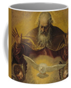The Eternal Father Coffee Mug by Paolo Caliari Veronese