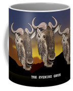 The Evening Gnus Coffee Mug