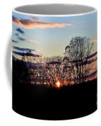 The Evening Sky Coffee Mug