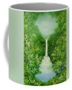 The Everlasting Rain Forest Coffee Mug by Hannibal Mane