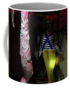 The Evil And The Clown. Coffee Mug