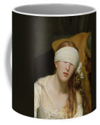 The Execution Of Lady Jane Grey Coffee Mug