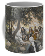 The Exhortation To The Apostles Coffee Mug