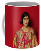 The Exile - Heavy Is The Price I Paid For Love Coffee Mug by Thomas Cooper Gotch