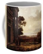 The Expulsion Of Hagar  Coffee Mug