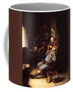 The Extraction Of Tooth 1635 Coffee Mug
