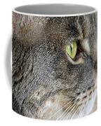 The Eye Of The Tiger  Coffee Mug