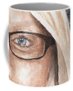 The Eyes Have It - Dustie Coffee Mug