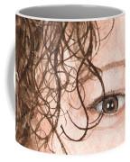 The Eyes Have It - Stacia Coffee Mug