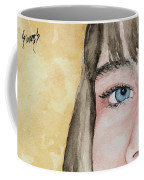 The Eyes Have It - Bryanna Coffee Mug