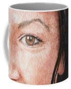The Eyes Have It- Jessica Coffee Mug
