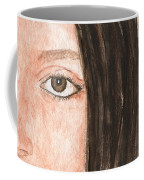 The Eyes Have It- Katelyn Coffee Mug
