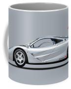 The F1 Supercar Coffee Mug