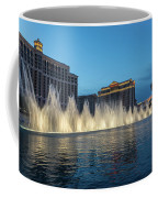The Fabulous Fountains At Bellagio - Las Vegas Coffee Mug