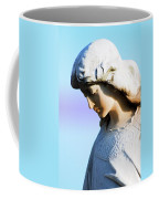 The Face Of An Angel Coffee Mug