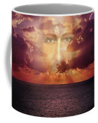 The Face Of Christ Coffee Mug