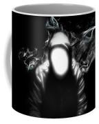 The Faceless Man Coffee Mug