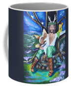 The Faery King Coffee Mug