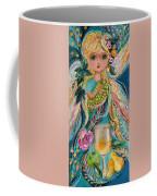 The Fairies Of Wine Series - Chardonnay Coffee Mug