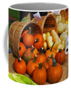 The Fall Harvest Is In Kendall Square Farmers Market Coffee Mug