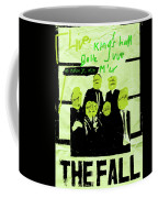 The Fall - Live 1979 Coffee Mug